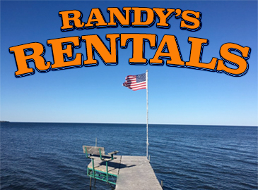Footer Logo of Randys Rentals on Mille Lacs Lake