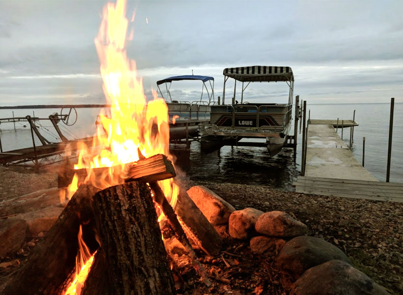 Motor Boat Rentals on Mille Lacs Lake Recreational Rentals at Randy's Rentals