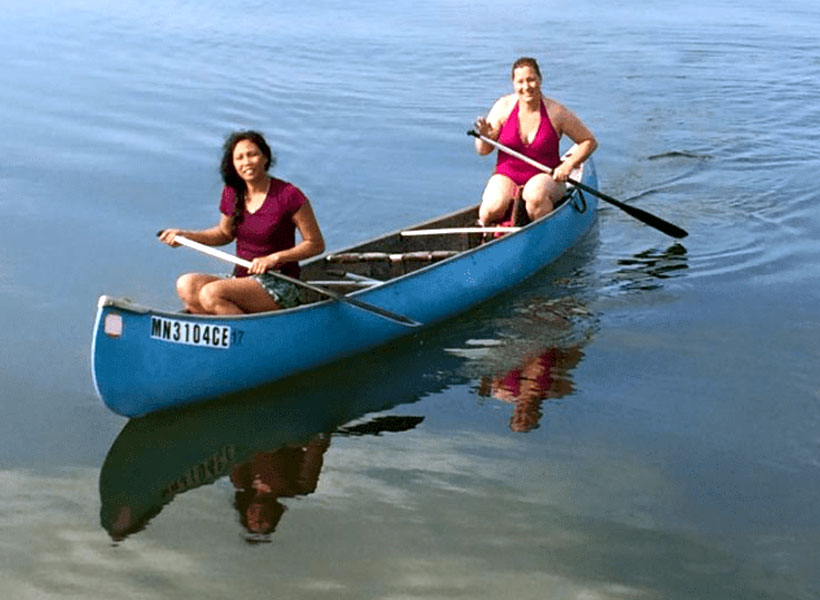 Canoe Rentals on Mille Lacs Lake Recreational Rentals at Randy's Rentals