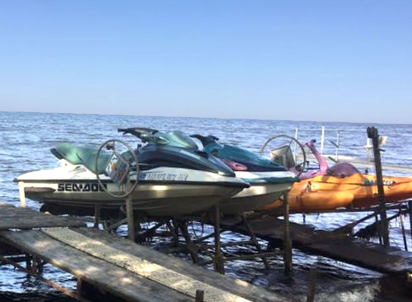 Mille Lacs Lake Recreational Rentals at Randy's Rentals